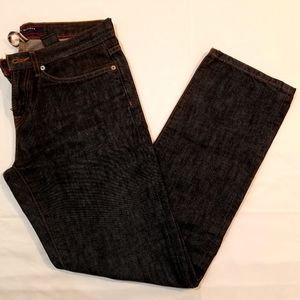 Tommy Hilfiger straight cut jeans.